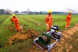 Điện miền Bắc sẵn sàng các phương án phòng chống thiên tai mùa mưa bão