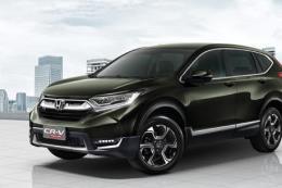 Honda CR-V bất ngờ vào Top những những mẫu xe bán chạy nhất tháng 4