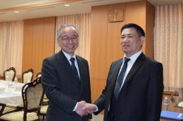Chủ tịch Uỷ ban Kiểm toán Nhật Bản: Cần nâng quan hệ hợp tác kiểm toán với Việt Nam