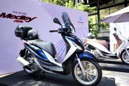 Bảng giá xe Piaggio tại Việt Nam tháng 4/2018