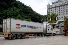 Lạng Sơn không có tình trạng dồn ứ hàng hóa tại các cửa khẩu