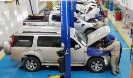 Ford Việt Nam triển khai tháng chăm sóc khách hàng