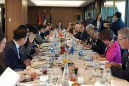 Pháp chia sẻ kinh nghiệm phát triển chính phủ điện tử với Việt Nam