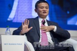 Tỷ phú Jack Ma hỗ trợ Thái Lan phát triển thương mại điện tử