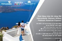Ưu đãi riêng cho chủ thẻ Vietcombank Vietnam Airlines Platinum American Express