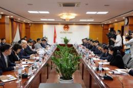 Thúc đẩy quan hệ thương mại Việt Nam và Trung Quốc
