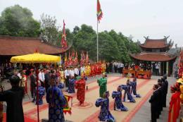 Lễ hội Đền Hùng 2018: Lễ giỗ Đức Quốc Tổ Lạc Long Quân