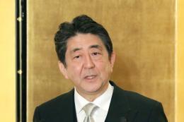 Thủ tướng Nhật Bản S.Abe thận trọng đánh giá quyết định của Triều Tiên