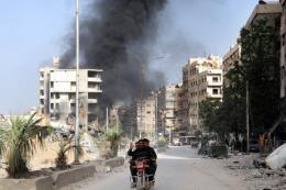 Các chuyên gia của OPCW đã đến thị trấn Douma