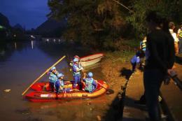 Trung Quốc: Hai thuyền rồng bị lật, gần 20 người thiệt mạng và mất tích