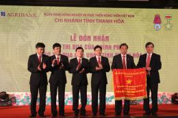 Agribank Thanh Hóa 30 năm đồng hành cùng nông nghiệp, nông thôn và nông dân