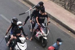 TP Hồ Chí Minh điều tra vụ hỗn chiến bằng súng, mã tấu ở trung tâm thành phố