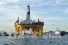 Giá dầu giảm trên thị trường châu Á