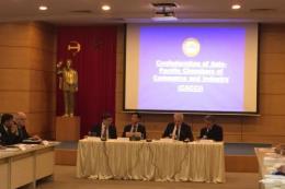 Kết nối với thành viên Liên đoàn các Phòng Thương mại châu Á - Thái Bình Dương