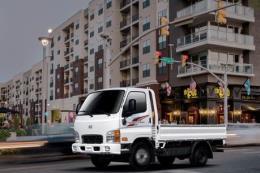 """Hyundai Thành Công ra mắt """"xe tải thành phố"""" New Mighty N250"""