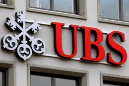Lợi nhuận ròng quý I/2018 của UBS tăng mạnh