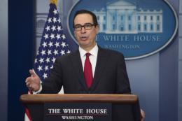 Bộ trưởng Tài chính Mỹ sắp đến thăm Trung Quốc