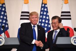 Lãnh đạo Mỹ - Hàn sẽ gặp thượng đỉnh trước cuộc gặp Mỹ - Triều