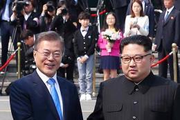 Thượng đỉnh liên Triều 2018: Hai nhà lãnh đạo bắt đầu hội đàm chính thức