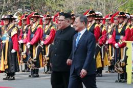 Thượng đỉnh liên Triều: Nhật Bản hy vọng hai bên thảo luận nghiêm túc về phi hạt nhân hóa