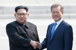 Lãnh đạo hai miền Triều Tiên cam kết nỗ lực để đạt tiến triển trong đàm phán