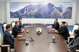 Thượng đỉnh liên Triều 2018: Kết thúc cuộc thảo luận đầu tiên