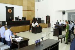 Xét xử phúc thẩm vụ án Trịnh Xuân Thanh: Bị cáo Trịnh Xuân Thanh rút đơn kháng cáo
