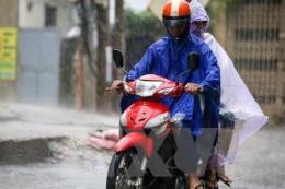 Dự báo thời tiết đêm nay ngày mai: Cảnh báo mưa dông vào chiều tối ở Đông Bắc Bộ