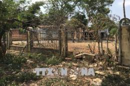 Kon Tum: Sẽ sửa chữa Khu chứng tích Nhà thờ Kon H'ring