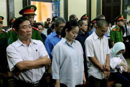 Vụ án thất thoát hơn 6.300 tỷ đồng ở Ngân hàng Đại Tín:Xét xử vắng mặt bị cáo Hứa Thị Phấn