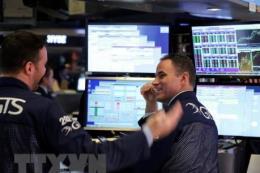 Số liệu lạm phát khả quan khiến chứng khoán Mỹ tiếp đà tăng