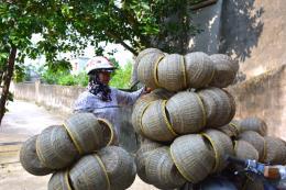 Cần bảo tồn và phát huy giá trị văn hóa làng nghề đan giành tích hơn 100 năm tuổi