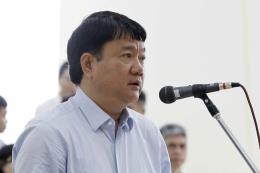 Bị cáo Đinh La Thăng cùng Luật sư đề nghị xem xét lại tội danh