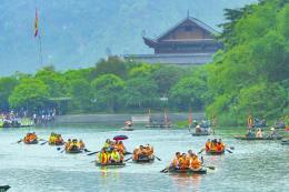 Mùa Hè đi du lịch Ninh Bình