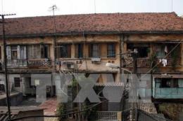 Nhiều nhà chung cư nguy hiểm, hư hỏng nặng chưa được xây mới, cải tạo lại