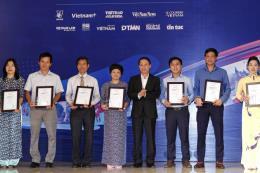 Lễ trao Giải báo chí Thông tấn xã Việt Nam 2017