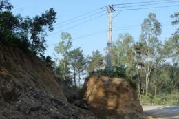 Nâng cấp quốc lộ 2B lên Tam Đảo: Cùng phối hợp đảm bảo an toàn lưới điện