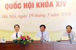 Thông cáo về khai mạc kỳ họp thứ 5, Quốc hội khóa XIV