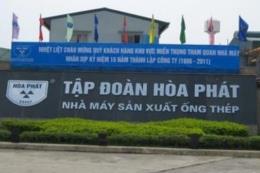 Hòa Phát trả cổ tức bằng cổ phiếu với tỷ lệ 40%