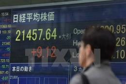Nikkei 225 chạm mức 23.000 điểm lần đầu tiên trong ba tháng rưỡi