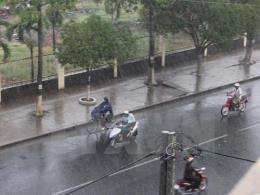 Dự báo thời tiết ngày mai 22/5: Cả nước có mưa rào và dông, đề phòng thời tiết nguy hiểm