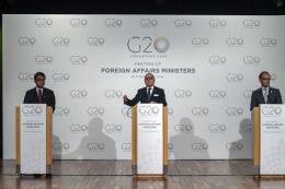 G20 thảo luận các cơ chế để đạt được sự phát triển công bằng và bền vững