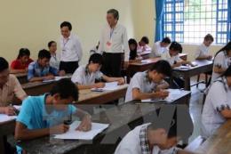 Kỳ thi THPT quốc gia 2018: Hướng dẫn ôn tập, giúp học sinh tự tin bước vào kỳ thi
