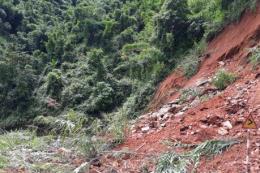 Mưa dông diện rộng, nguy cơ sạt lở đất ở vùng núi phía Bắc