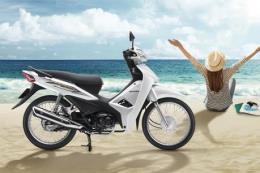 Xe Vision và Wave Alpha dẫn dắt doanh số bán hàng của Honda Việt Nam