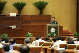 Kỳ họp thứ 5, Quốc hội khóa XIV: Gắn kết hoạt động quốc phòng với kinh tế - xã hội