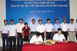 VNPT hỗ trợ Hưng Yên phát triển du lịch thông minh