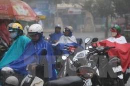 Dự báo thời tiết hôm nay 23/5: Miền Nam nguy cơ mưa to ngập úng