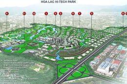 Khu Công nghệ cao Hòa Lạc đẩy mạnh thu hút đầu tư