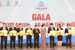 Hành trình 10 thành lập và phát triển của  Công ty Cổ phần Địa ốc Kim Oanh